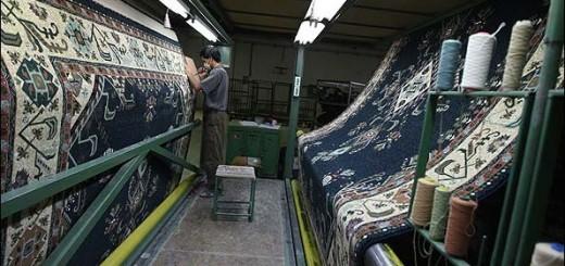 کارخانه فرش مشهد