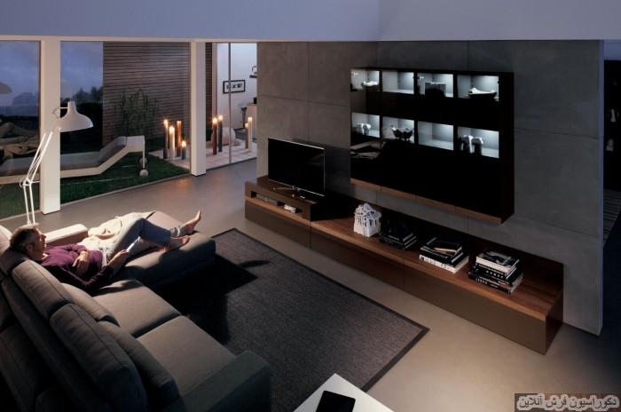 میز ال سی دی تلویزیون