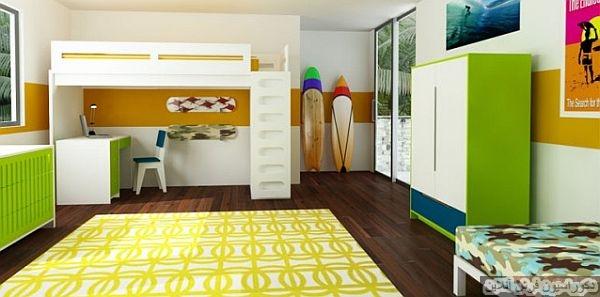 اتاق کودکان