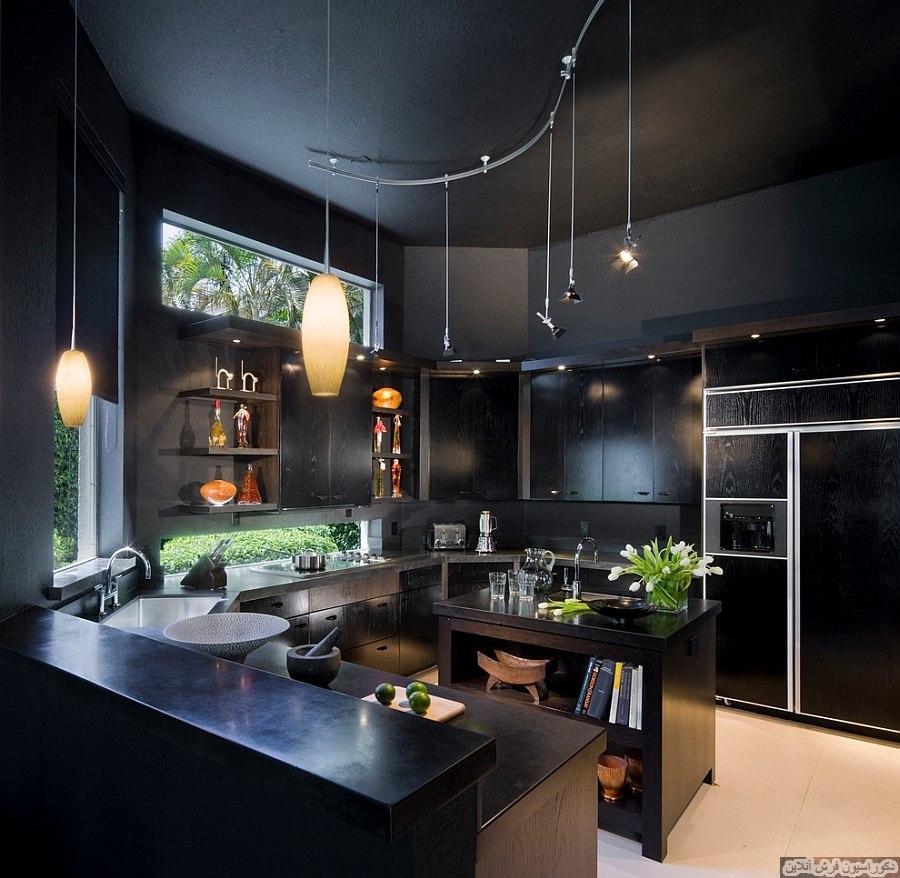 دکوراسیون های داغ و پرطرفدار سال ۲۰۱۵ برای آشپزخانه