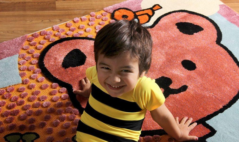 انتخاب فرش مناسب اتاق کودک