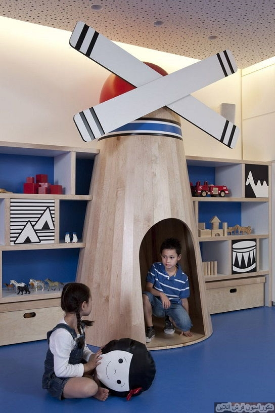 دکوراسیون اتاق بازی کودک