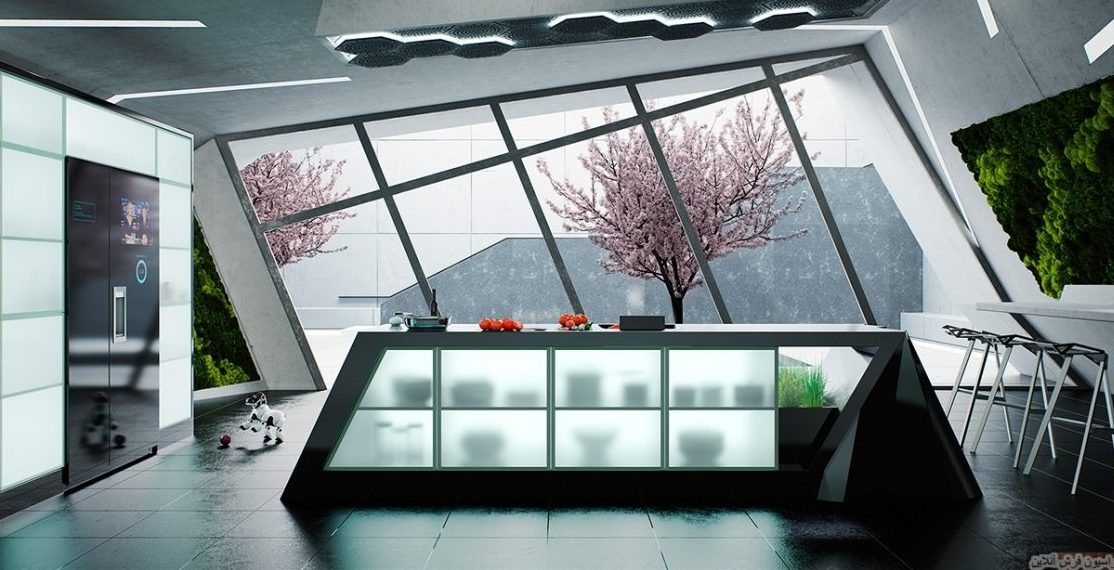 ۲۵ آشپزخانه فوق مدرن