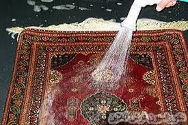 راه صحیح شستن و تمیز کردن فرش