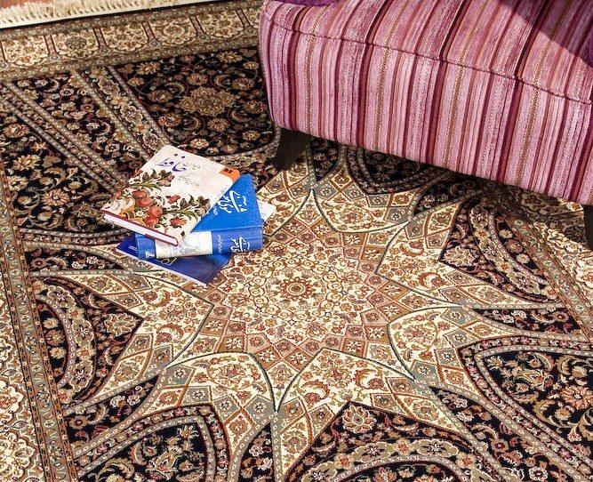 تشخیص فرش تقلبی