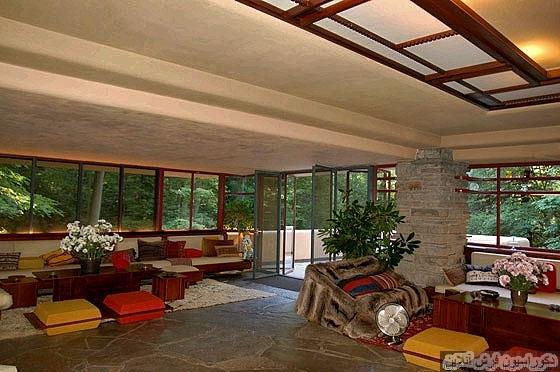 معماری سبک فرانک لوید راید