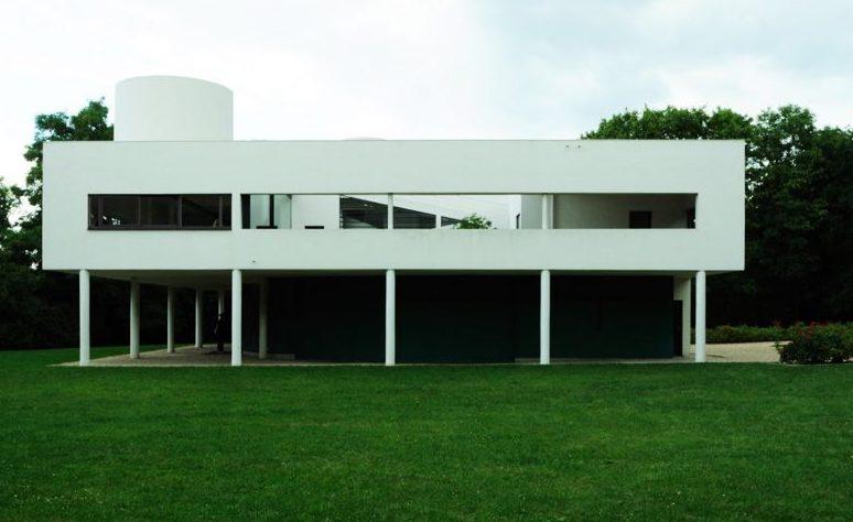 معماری لوکربوزیه