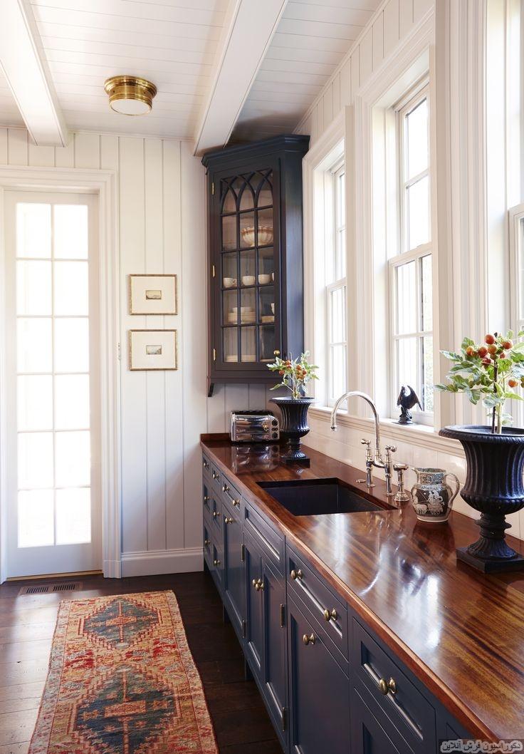 فرش سنتی آشپزخانه