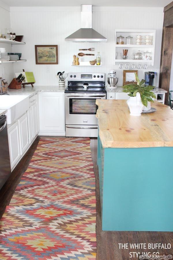 فرش آشپزخانه خاص