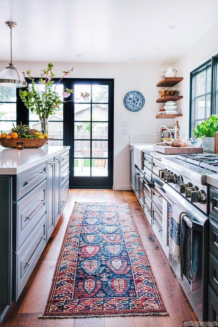 فرش آشپزخانه سنتی