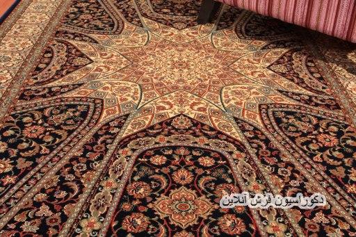 قیمت فرش طرح ابریشم بلژیکی