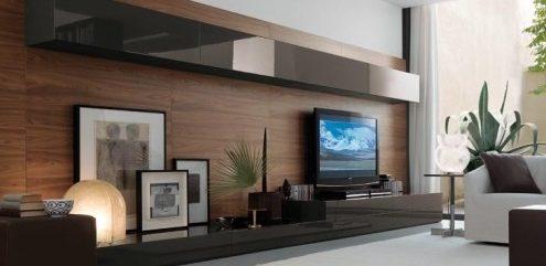 میزهای تلویزیونی جدید دیواری