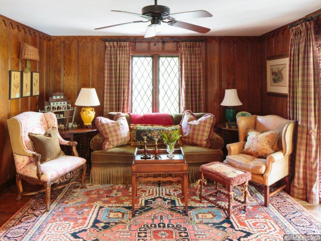 چگونه فرش و قالیچه ی مناسب انتخاب کنیم؟ دکوراسیون فرش آنلاین