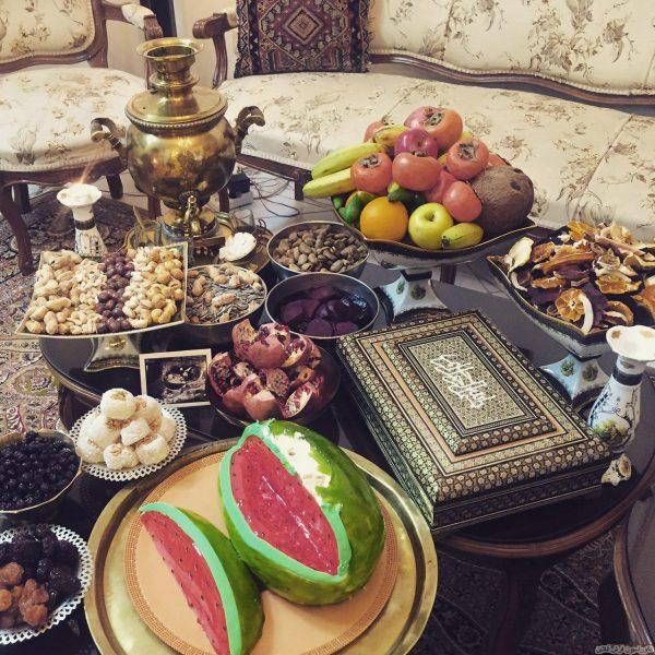 یلدا، سنت زیبای ایرانی
