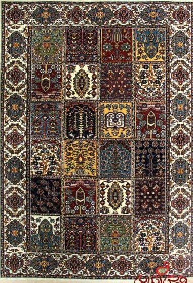 فرش ایرانی، نماد زندگی ایرانی