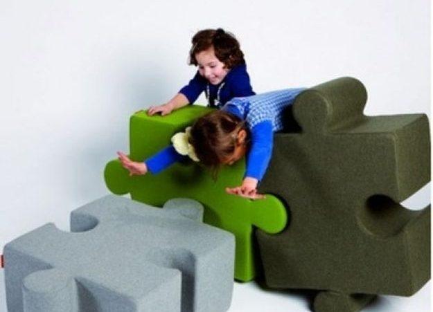 ایده های خلاقانه برای دکوراسیون اتاق بازی کودک