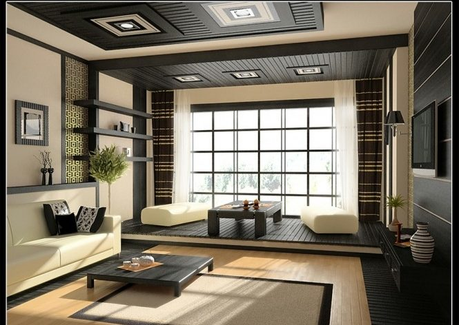 ایده هایی برای داشتن اتاق نشیمنی مدرن