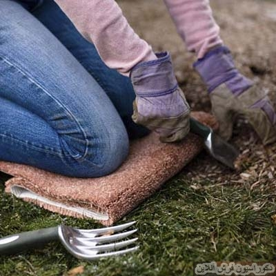 ۱۱ مورد استفاده از فرش و موکت مستعمل و بلااستفاده