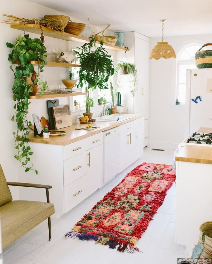 فرش آشپزخانه مناسب کدام است؟